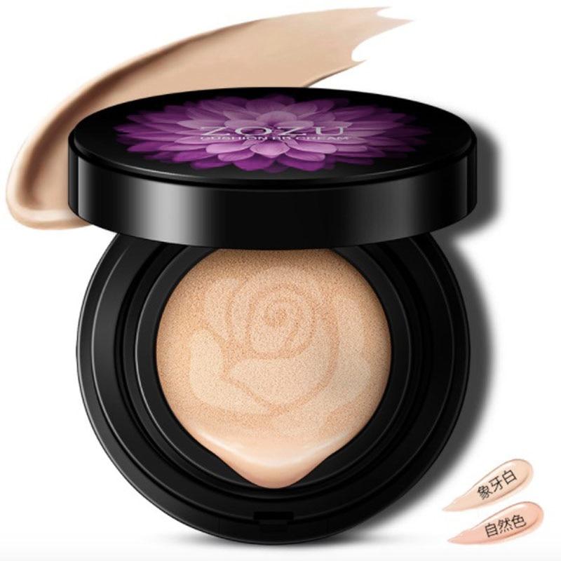 Sunscreen Concealer Air Cushion Bb Cream Sunscreen Perfect Cover Moisturizing Korea Cosmetic Foundation Makeup