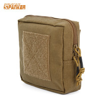 1000D Molle Utility EDC Tools Drop Pouch Airsoft Military Tactical Pouch Hiking Outdoor Sport Bag Cycling