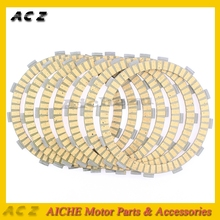 ACZ Motorcycle 7Pcs Clutch Friction Plates Paper-Based Clutch Frictions Plate For Honda CBR1100XX CBR1100  sc 1 st  AliExpress.com & Buy motorcycle clutch plate and get free shipping on AliExpress.com
