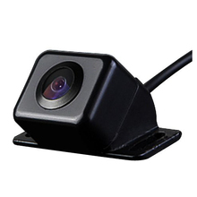 Водонепроницаемый HD 170 Градусов Широкий Угол Автомобиля Обратный Парковка Видеокамера Видеокамеры-Заднего Вида Поддержка