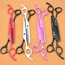 6.0Inch Meisha Colorful Professional Hairdressing Scissors Cutting Scissors Thinning Shears JP440C Salon Barber Hair Tool HA0222 6 0inch meisha human hair shears professional hairdressers scissors high quality jp440c cutting scissors thinning tijeras ha0120