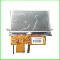 LQ043T3DXOA ekran LCD z ekranem dotykowym panelu LQ043T3DX0A LQO43T3DX0A LQO43T3DXOA szkło digitizer obiektyw