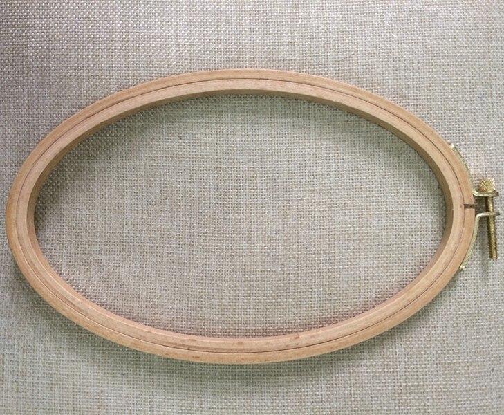 Madère plastique printemps broderie hoop 13cm 18cm