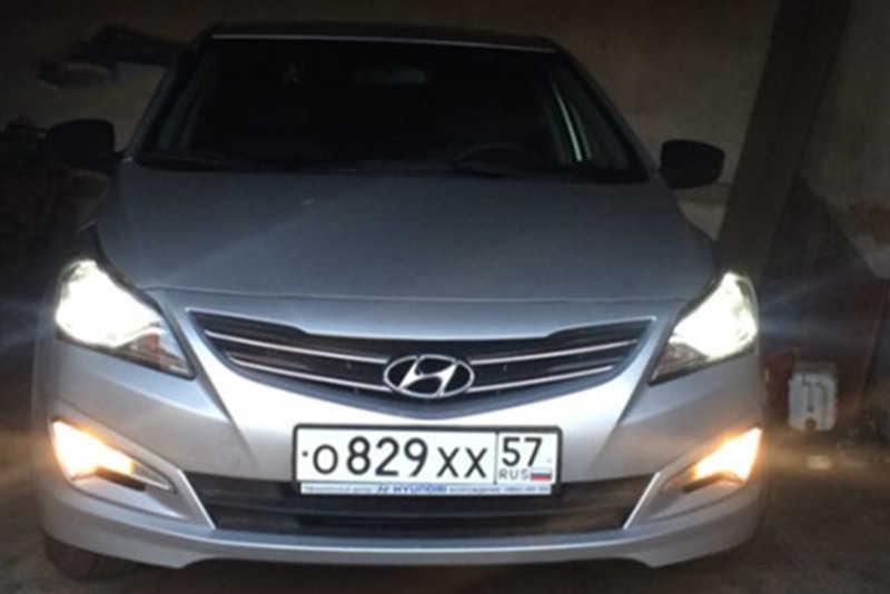 10 Pcs W5W T10 CANBUS Mobil LED Lampu Parkir Lampu Interior untuk Hyundai Solaris I30 Bisa Creta Tucson Santa Fe ix35 I20 Elantra