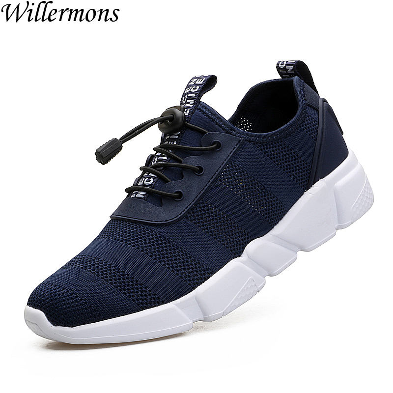 Summer Outdoor Men's Breathable Mesh Sports Running Shoes Men Beach Walking & Jogging Sneakers Shoes Chaussures Masculino  summer running shoes mesh men walking camping shoes outdoor sport breathable running shoes