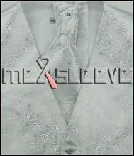 top quailty Tuxedo Waistcoat Vest Men white vest