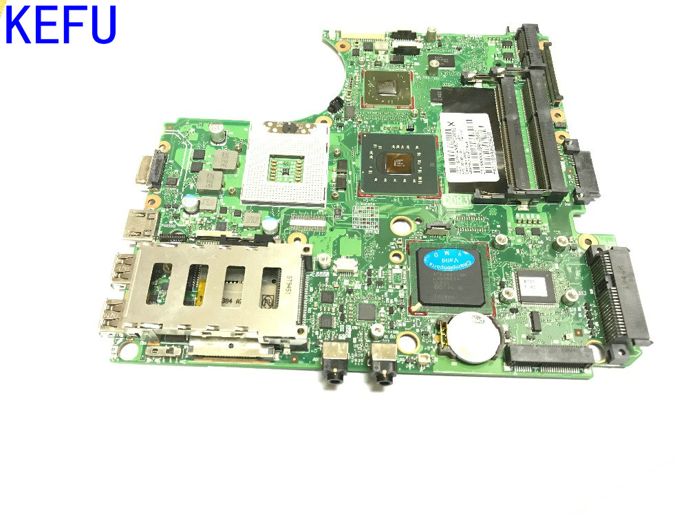 KEFU NEW !! 583077-001 FREE SHIPPING DDR3 LAPTOP MOTHERBOARD For HP PROBOOK 4411S 4510S 4710S NOTEBOOK PC DDR3 COMAPRE PLEASE 654306 001 fit for hp probook 4535s series laptop motherboard 1gb ddr3 socket sf1 100% working