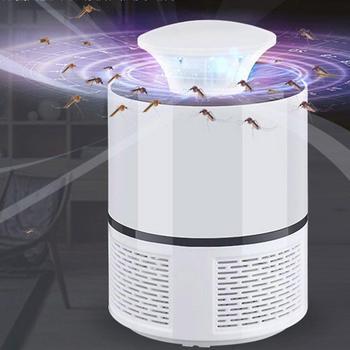 Neue Verkauf Moskito Mörder Lampe LED Bug Zapper Anti USB Moskito Mörder Lampe Insekten Falle Lampe Mörder Hause Wohnzimmer Schädlingsbekämpfung