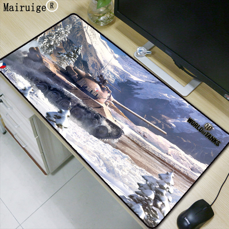 Mairuige Shop World of Tanks Big Pad To Mouse Notbook Computer Mouse pad Seller