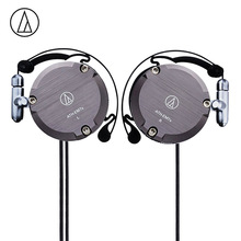 Original Audio Technica ATH-EM7X Wired Earphone Sport Ear Hook Heavy Bass Music