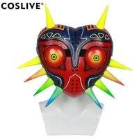COSLIVE The Legend of Zelda Majora's Mask Game Cosplay HelmetFancy Dress Costume Props For Halloween Carnival show