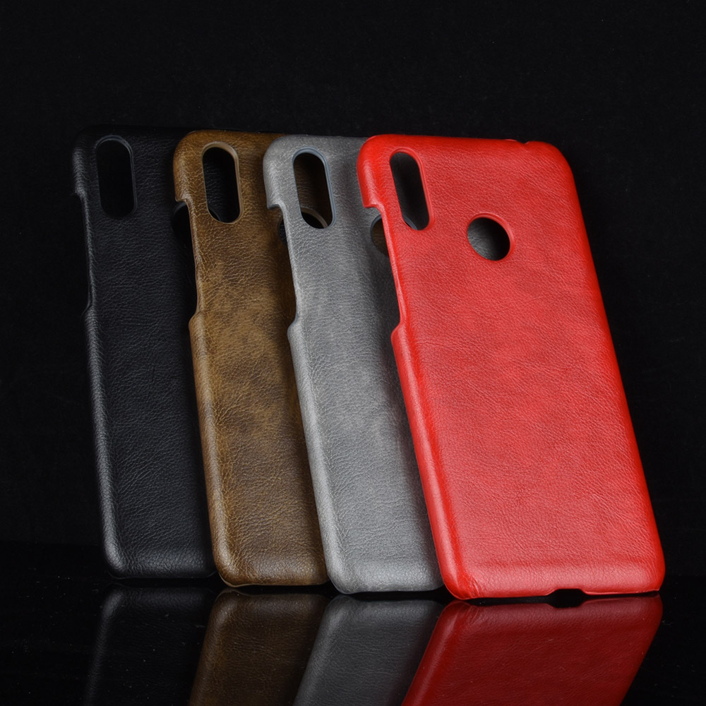 For Asus Zenfone Max M2 ZB633KL Case Litchi Skin Pattern PU Leather and PC Book Cover For Asus Zenfone Max M2 ZB633KL Phone Case