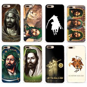 Image 1 - MaiYaCa Али шиа ислам имам святая Наджаф священник мягкие чехлы для телефонов apple iPhone 11 pro max 5s SE 6 6s 7 8 plus XR XS MAX