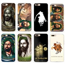 Maiyaca ali shia islam imam santo najaf santuário casos de telefone macio para apple iphone 11 pro max 5S se 6s 7 8 plus xr xs max