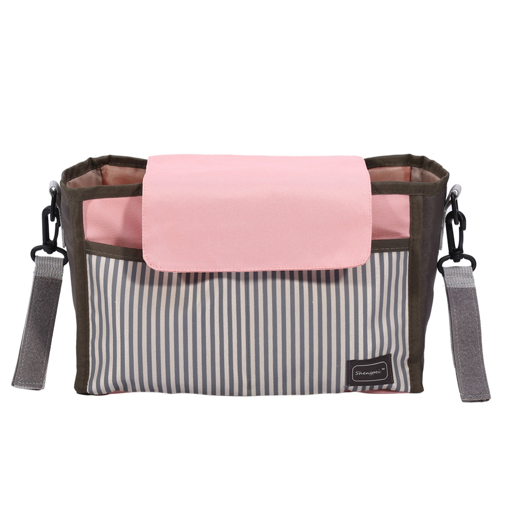HTB1mDnbaRjTBKNjSZFwq6AG4XXaq 2 Colors Diaper Bag Baby Milk Bottle Insulation Bags Mummy Storage Bag for Baby Stuff Collection Stroller Accessories Baby Care