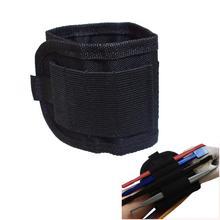 옥스포드 자석 허리 가방 자동차 랩 도구 가방 창 색조 비닐 포장 도구 필름 마그네틱 홀더 스퀴지 스크레이퍼 나이프 가방 d09