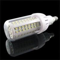 ICOCO 4 x 108 SMD 3528 LED E14 Corn Light Bulbs Warm White Home Lamps Energy Saving