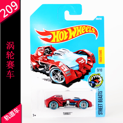 2016 Hot Wheelsa Turbine car Metal Diecast Cars Collection Kids Toys Vehicle For Children Juguetes