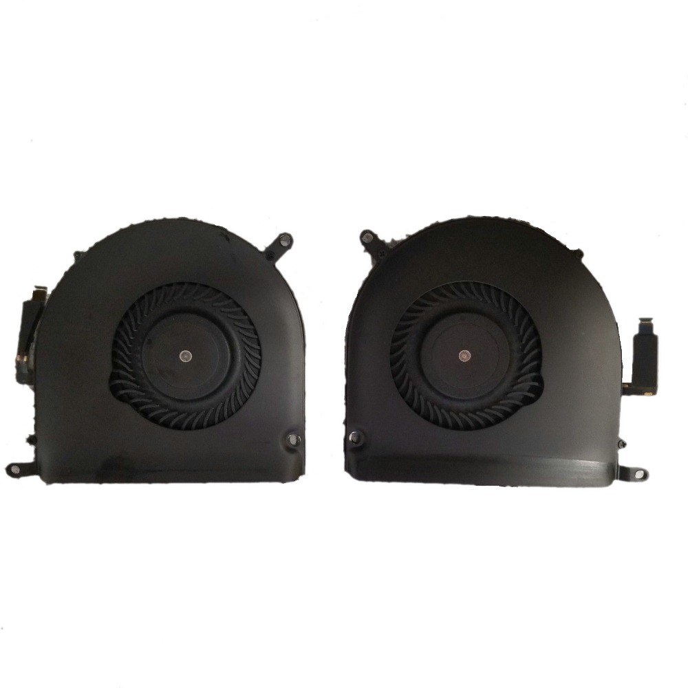 Left And Right CPU Cooling Cooler Fan For Macbook Pro Retuna 15 A1398 2013~2015 image