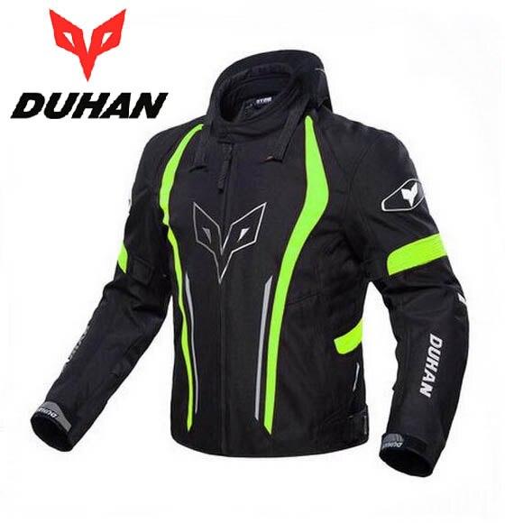 2017 nouveau DUHAN moto course costumes veste cross country moto équitation vestes imperméable à l'eau en fil texturé à l'air 600D - 6