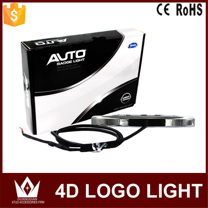 Tcart For Ford Emblems light car auto 4D Emblem lamp 4D led Rear 4D Badge Sticker light light 4D led logo light make up factory full intense mascara тушь для ресниц объем и удлинение черный 8 мл