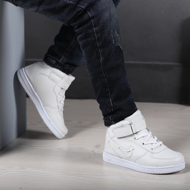 Autumn children s casual shoes boys and girls sport casual shoes breathable flat fashion sneaker for