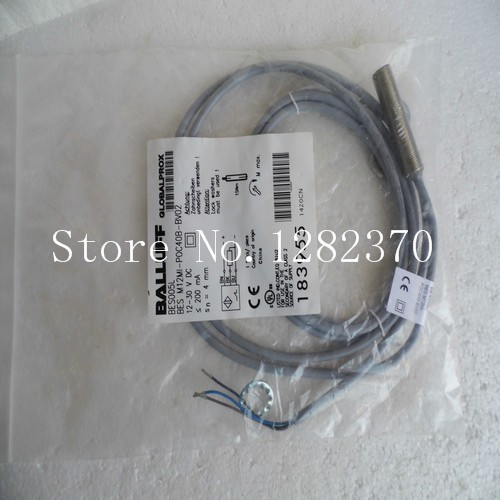[SA] New original special sales BALLUFF sensor switch BES M12MI-POC40B-BV02 spot --2PCS/LOT [sa] new original special sales balluff sensor switch bes m08mh1 psc30b s49g spot 2pcs lot