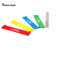 5 different levels available pull up assist bands  exercise body ankle fitness resistance loop band