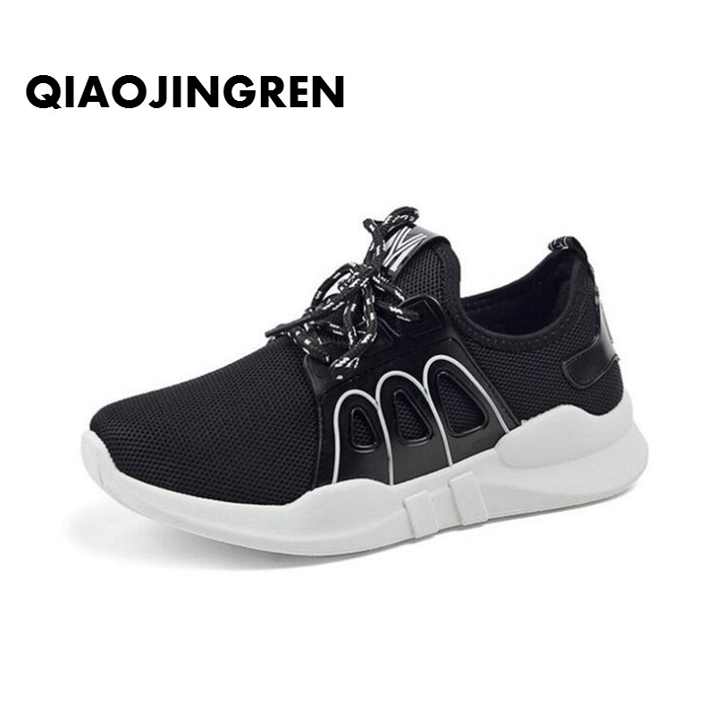 Woman shoes casual shoes 2018 Fashion brand Breathable sneakers white flat shoes women Fast deliver Sport Shoes Woman Schoenen