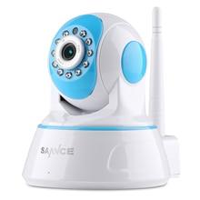 SANNCE Full HD 1080P IP Camera Wireless Mini IP Security Camera Surveillance Camera Wifi Night Vision CCTV Camera Baby Monitor
