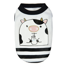 Lovely Small Dog Mini Clothes Harness Vest T Shirt