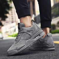 Sneakers Men 2018 Skateboarding Shoes Man Brand leisure Fashion suede leather sneakers grmy outdoor men shoes zapatos de hombre