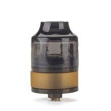 Nano RDTA Atomizer 2ml Capacity 22mm Diameter Rebuildable Tank Vaporizer Fit 510 Electronic Cigarette Mod