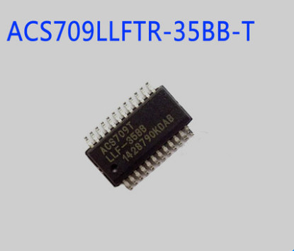 Free shipping 10pcs/lot ACS709FTR-35-T ACS709LLFTR-35BB-T ACS709 current SSOP-24 new original