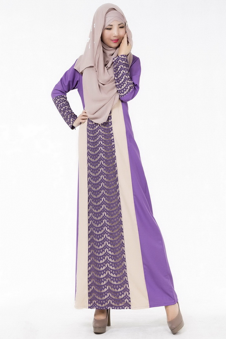 Jtcwear abaya islámico Vestidos muselina árabe Dubai Lady kaftan ...
