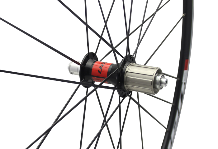 US $103 9 |FEDEX shipping light weight clincher alloy wheels 700C AL6061 T6  aluminum wheelset hub for road racing bike bicycle used-in Bicycle Wheel