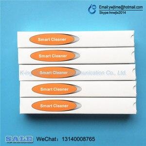 Image 2 - 光ファイバ通信ツールワンクリック1.25ミリメートルlcコネクタ光クリーナーとlc mu光ファイバークリーニングペン