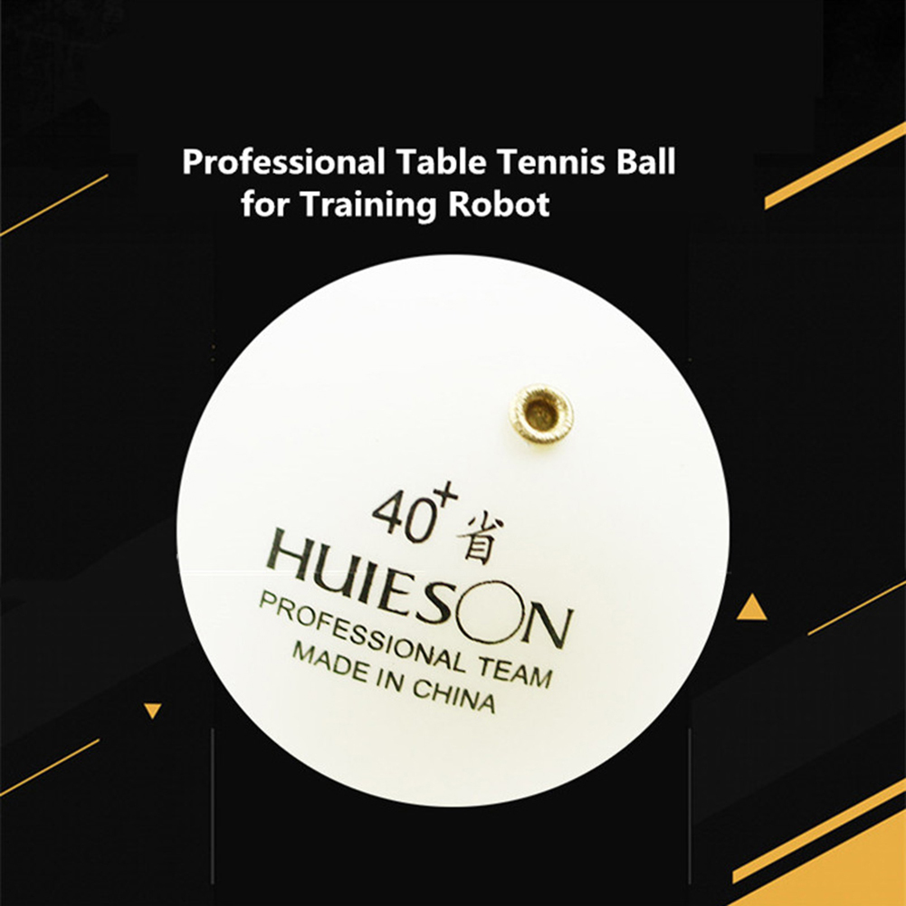 1pcs Professional Fixed Table Tennis Ball With Bronze Holes For Table Tennis Stroking Training Robot Spare Ping Pong Ball