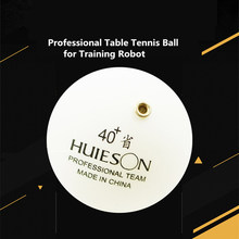 1pcs Professional Fixed Table Tennis Ball with Bronze Holes for Table Tennis Stroking Training Robot Spare Ping Pong Ball(China)