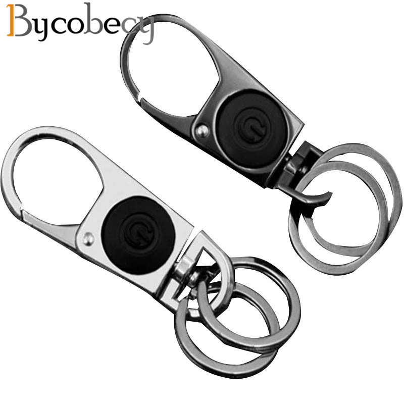 Kleidung & Accessoires Bycobecy New High Quality Key Holder Stainless Steel Outdoor Multi-function Portable With Hanging Key Chain Key Holder 2019