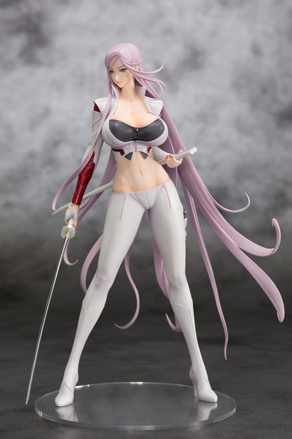 32cm Japanese Sexy Anime Figure Orchid Seed Yuka Sagiri Action Figure Collectible Model Toys For Boys