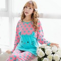 NEW Pregnant Women Casual Cotton Nursing Clothes Maternity Breastfeeding Gravida Clothing Allaitement Pajamas Set Nightwear