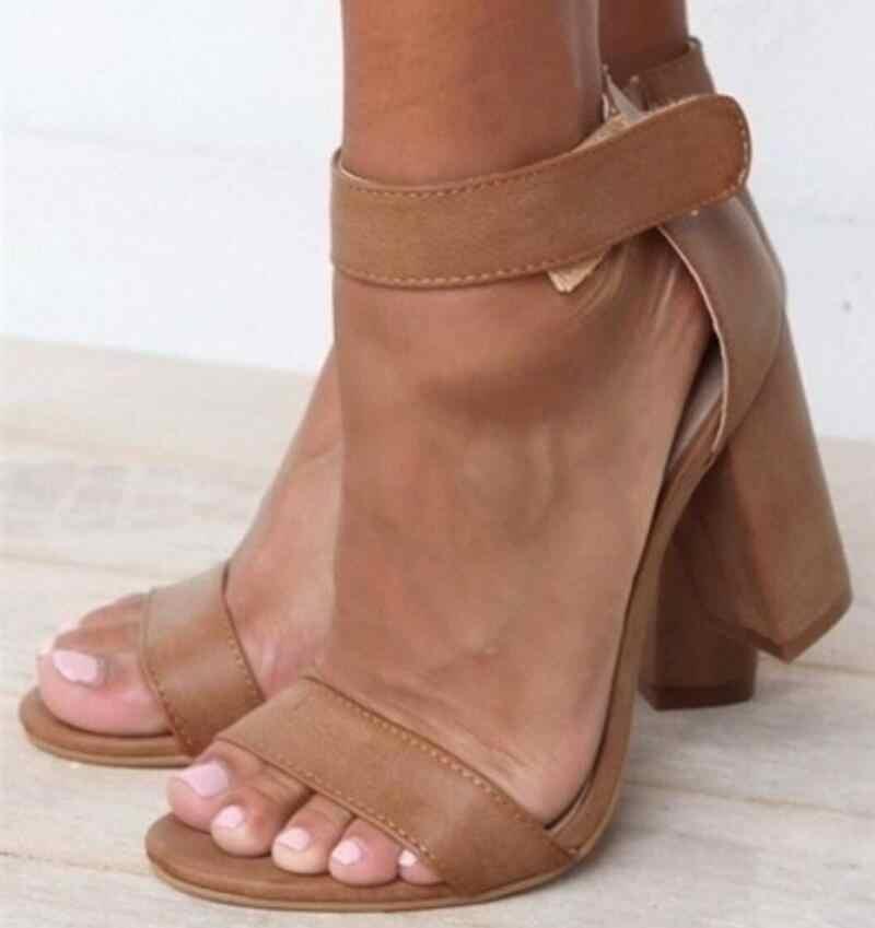 Летняя женская обувь с ремешками на лодыжках сандалии-гладиаторы женские  туфли-лодочки zapatos mujer 52a4c05dff8