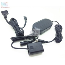 Camera AC Power Adapter Kit for Sony A7 A7II A6500 A6400 A6300 A6000 A5100 A5000 A3000 replace AC PW20 NP FW50 FW50