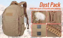E T Dragon 38L Military Molle System Bag Tactical Backpack 500D Molle Rucksacks Outdoor Sport Bag