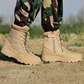 Laite Hebe Zapatos Botas Militares Delta Tactical 2017 Nuevos Zapatos Impermeables Botas SWAT Botas de Combate Del Ejército Al Aire Libre de Senderismo de Los Hombres LH186