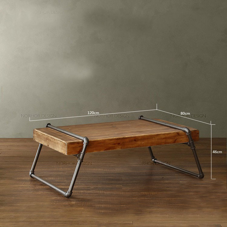 american home simple vintage wrought iron casual l american retro style industrial furniture desk