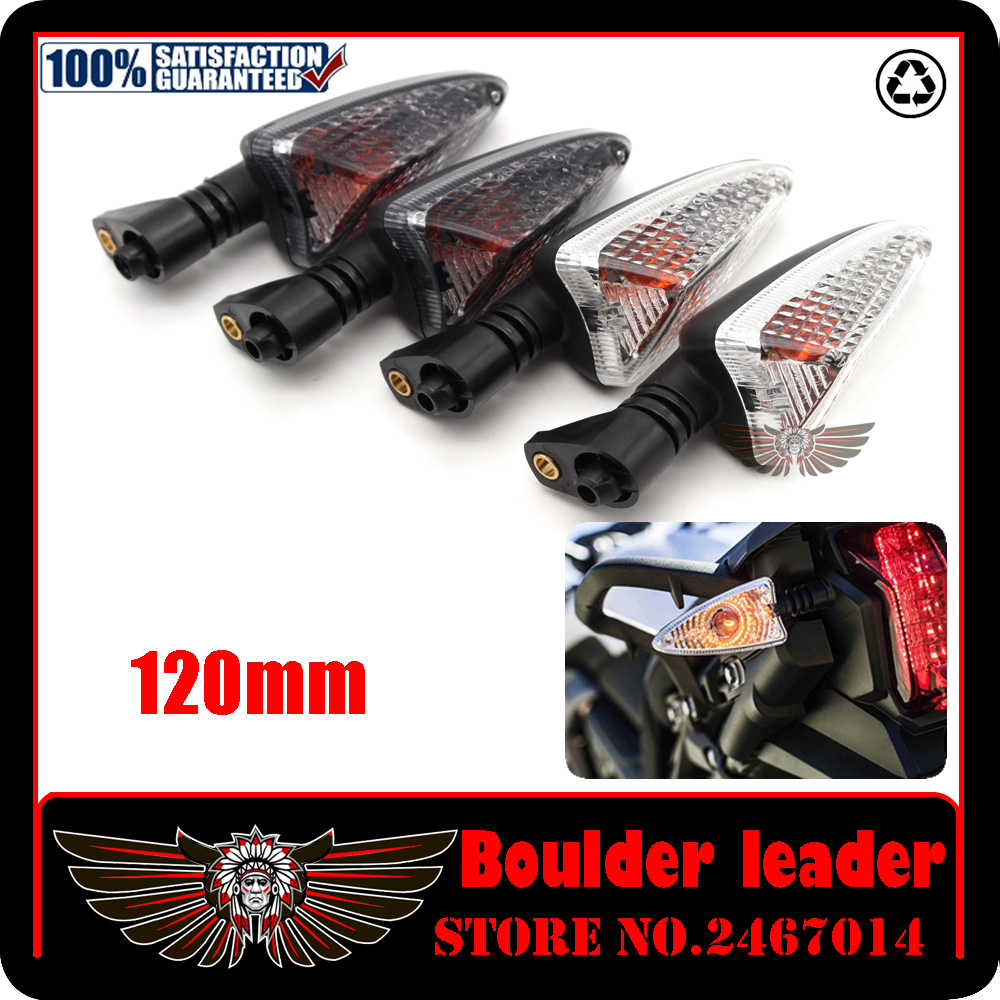 For Triumph Speed Triple 1050/R, Street Triple 675/R Motocycle Front/Rear Blinker Turn Signal Light Indicator Lam