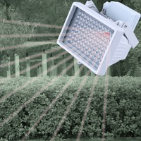 CTV LEDS CCTV 96PCS IR LEDS CCTV Fill Light illuminator infrared lamp IP66 850nm Waterproof Night Vision for CCTV camera