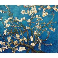 High quality Vincent Van Gogh modern art Branches of an Almond Tree in Blossom Oil paintings reproduction hand painted